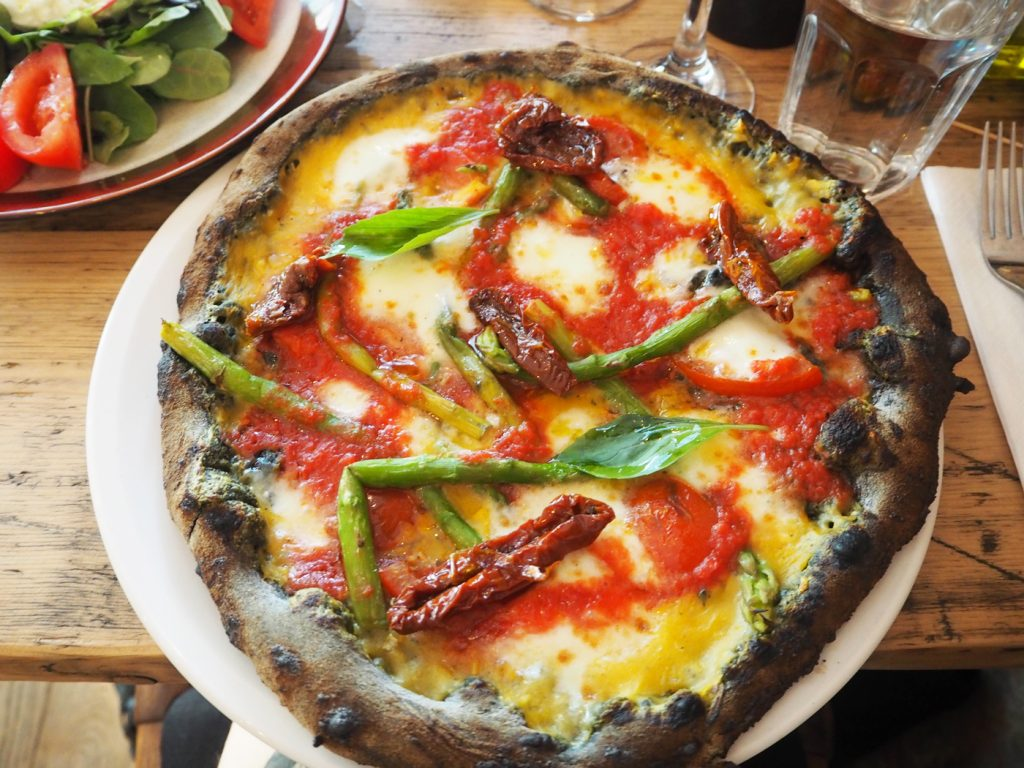 Zia Lucia Italian pizza Holloway