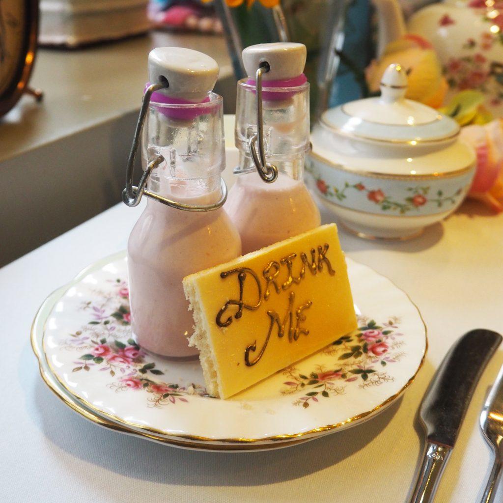 Alice in Wonderland themed afternoon tea, St James' Court, a Taj Hotel