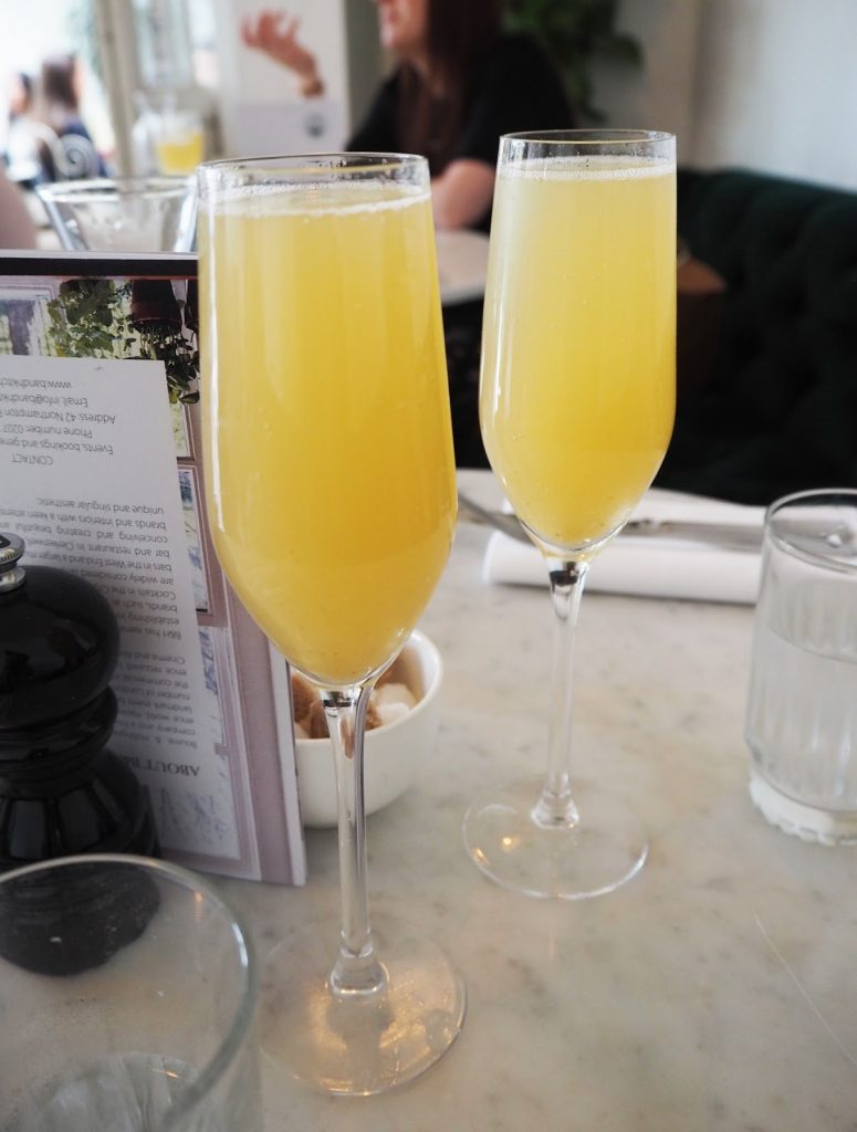 Bourne and Hollingsworth bellinis