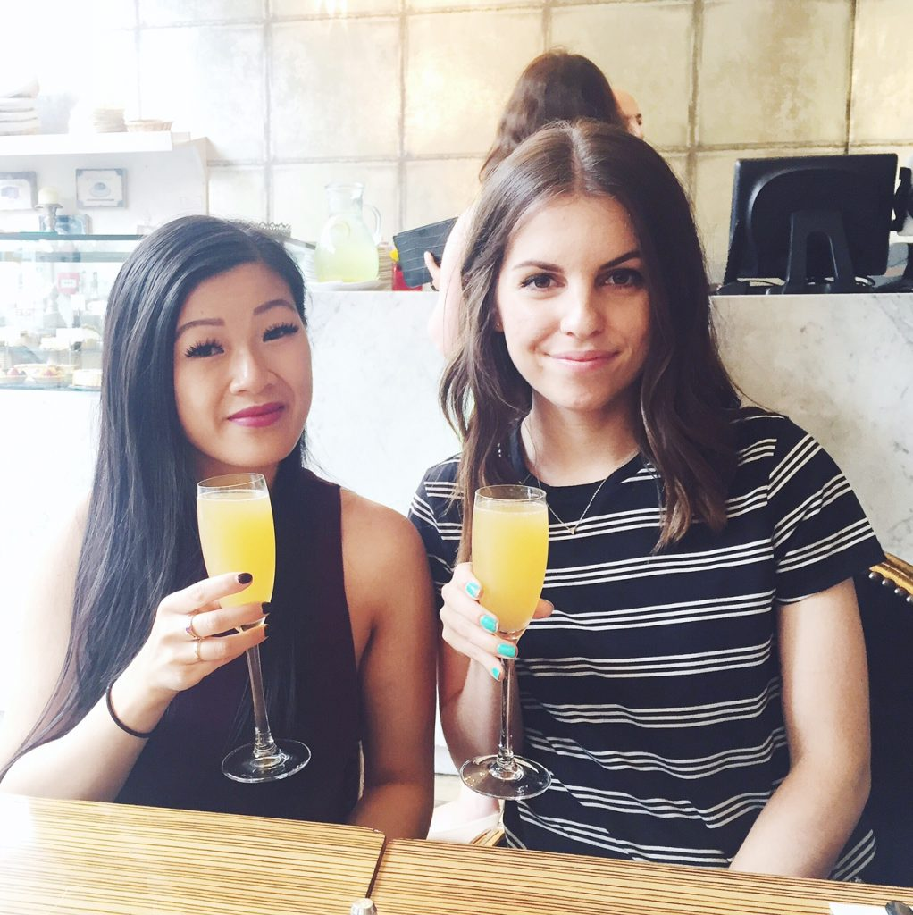 Bellini brunch Islington