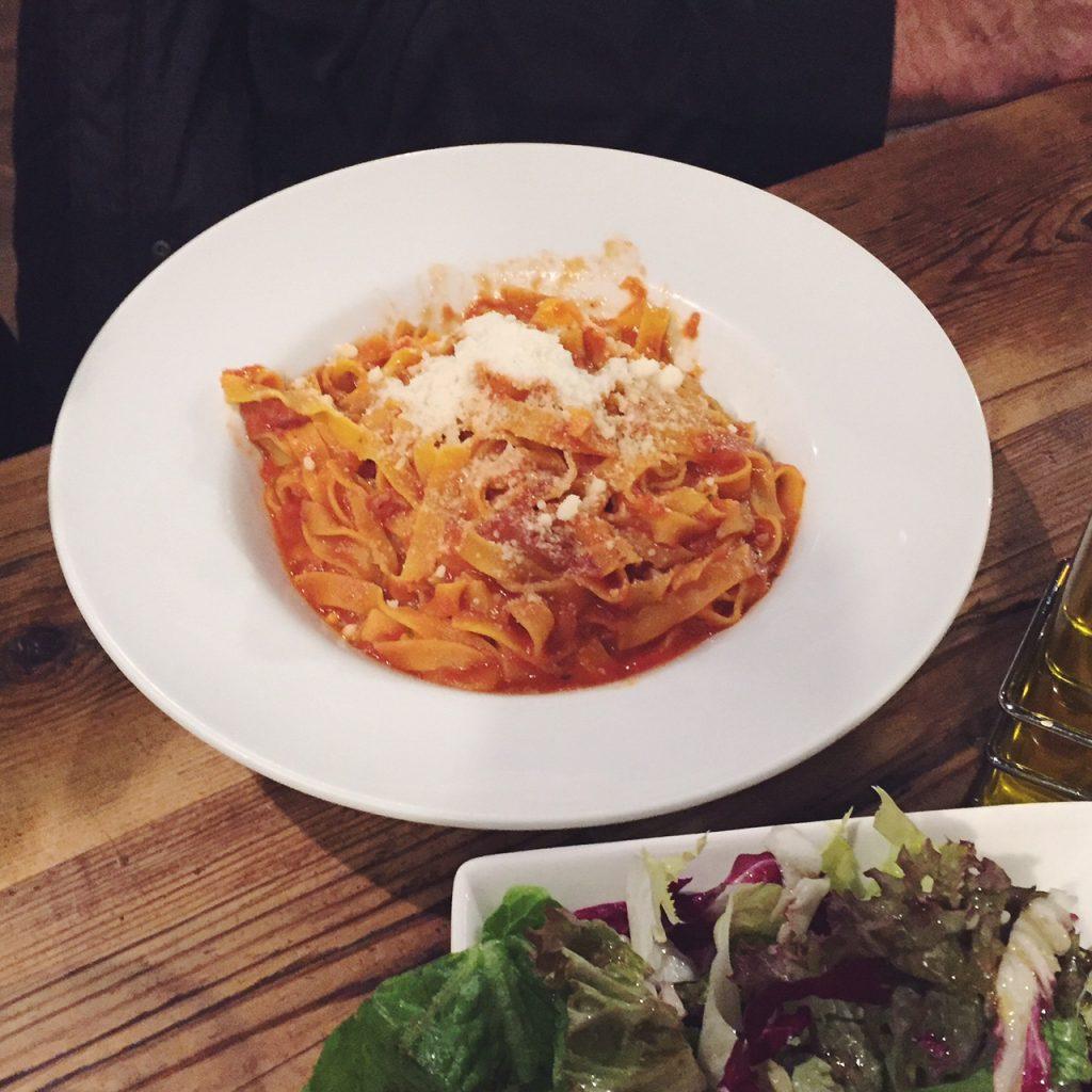 Pasta Remoli review