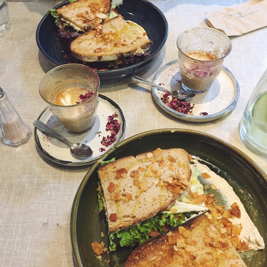 Farm Girl Cafe Portobello Road
