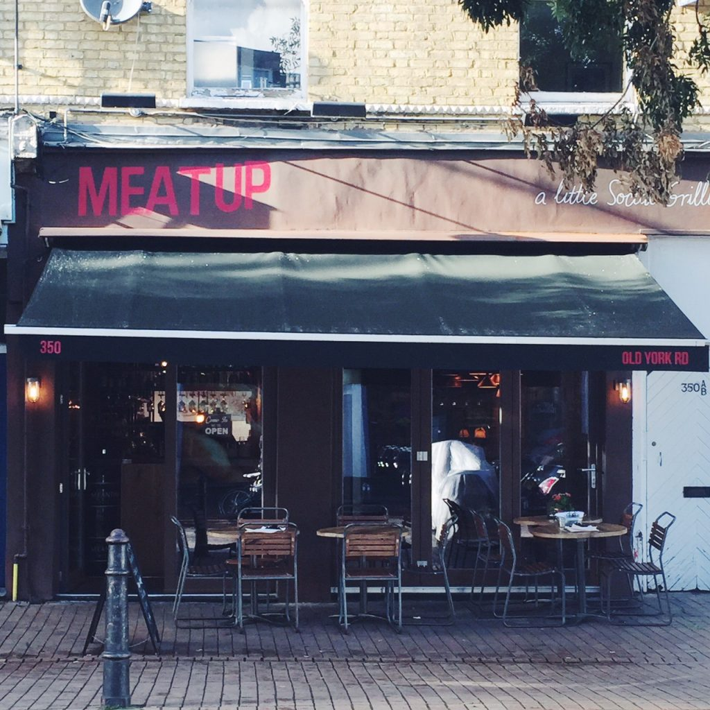 MeatUp, Wandsworth Town