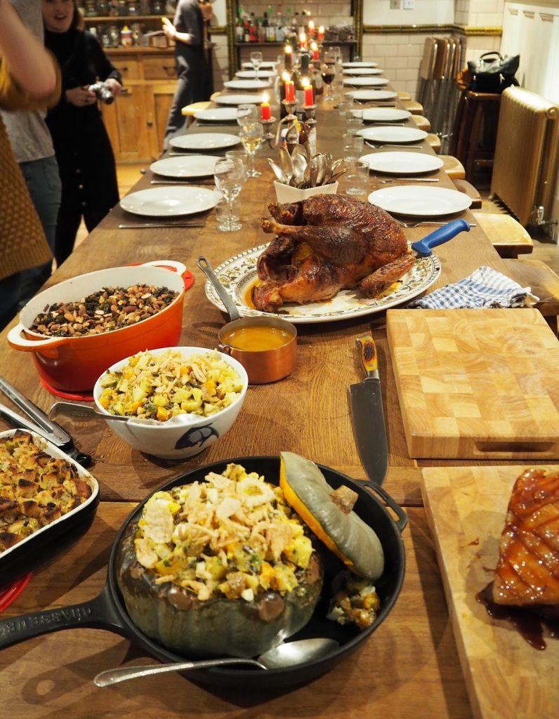 Thanksgiving with Brad McDonald