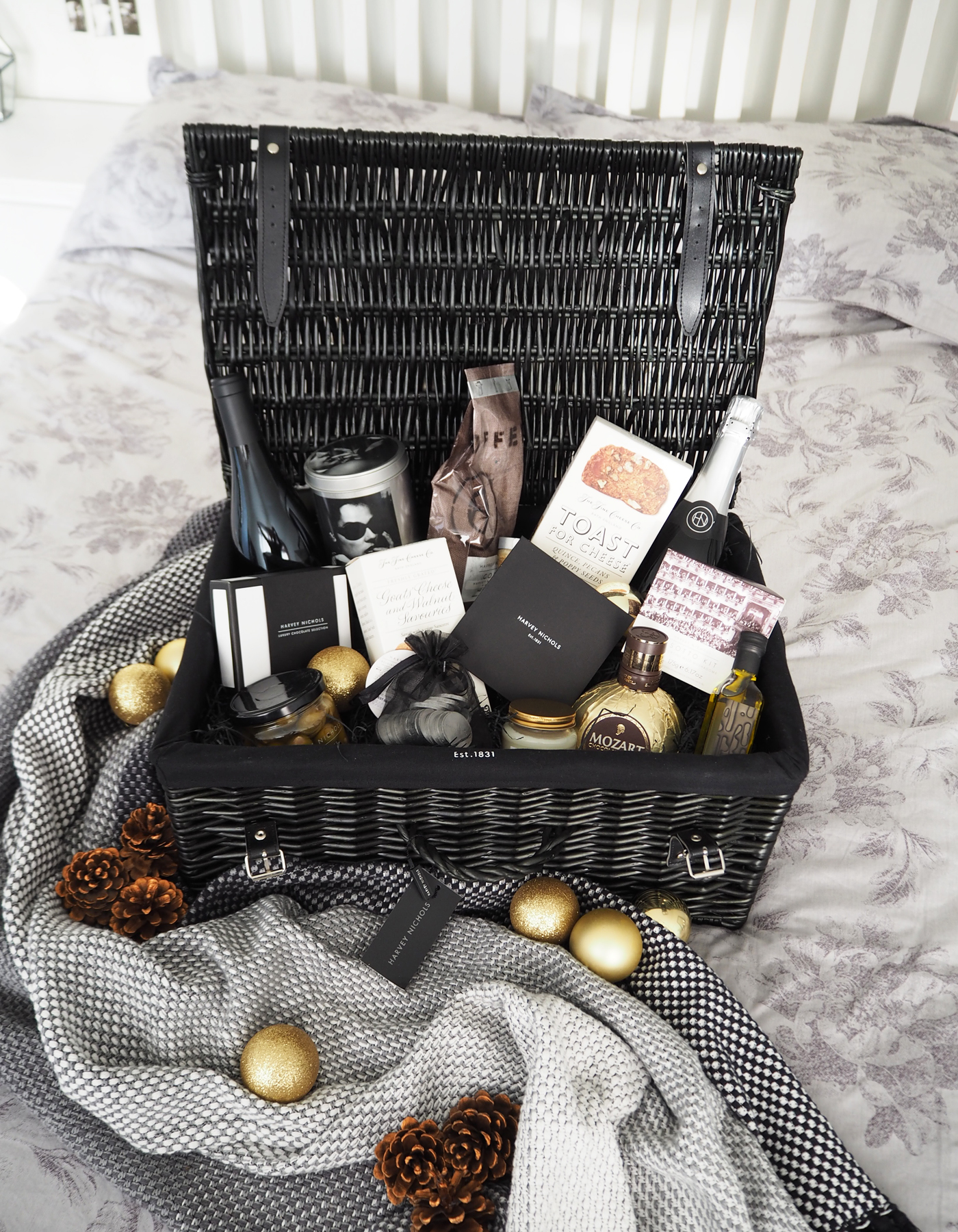 Harvey Nichols Christmas Hamper
