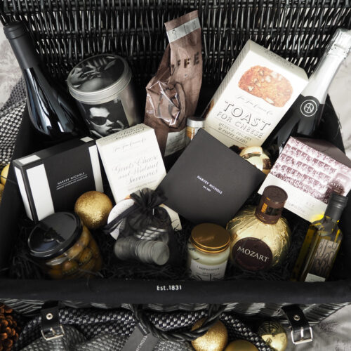 Harvey Nichols Snowed In Christmas Hamper