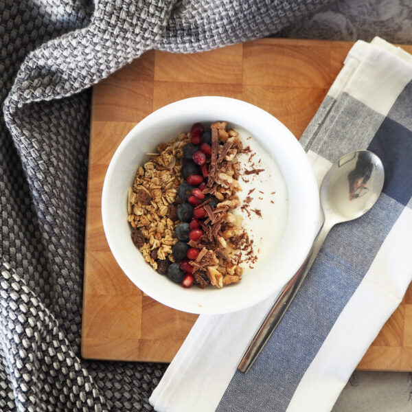 Greek Yoghurt Breakfast Bowl