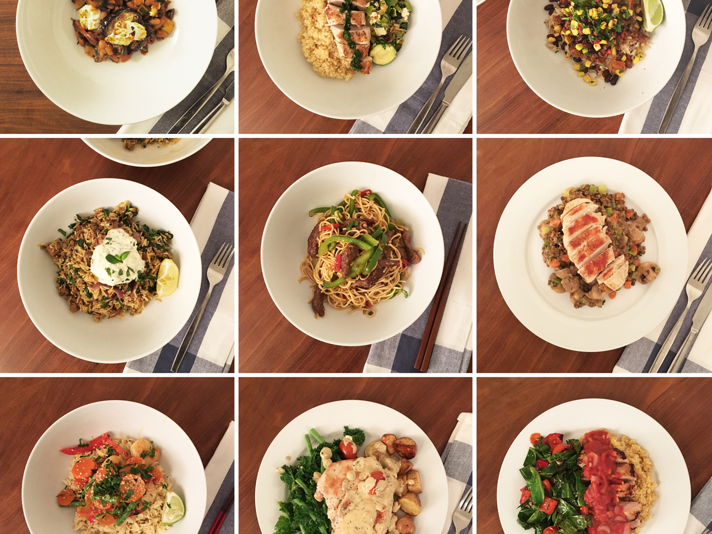 Colors And Prices Hellofresh  Meal Kit Delivery Service