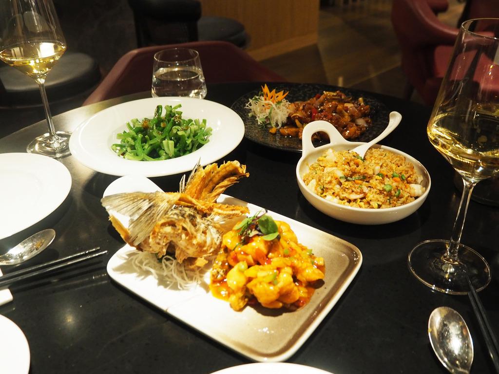 Chai Wu a la carte menu