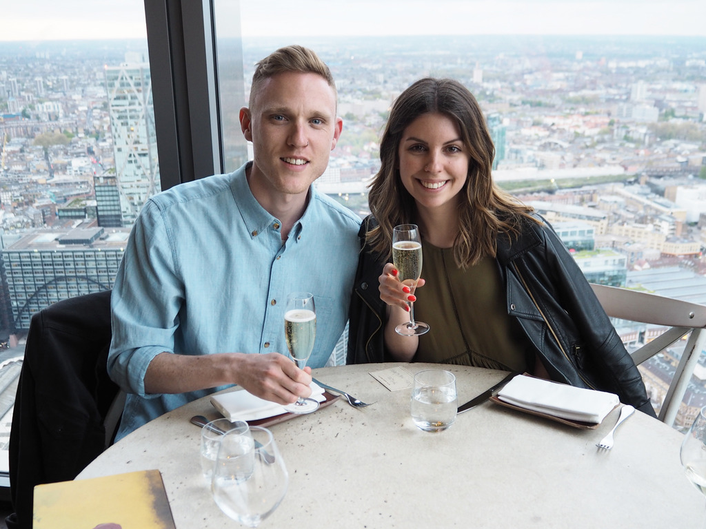 Duck and Waffle review