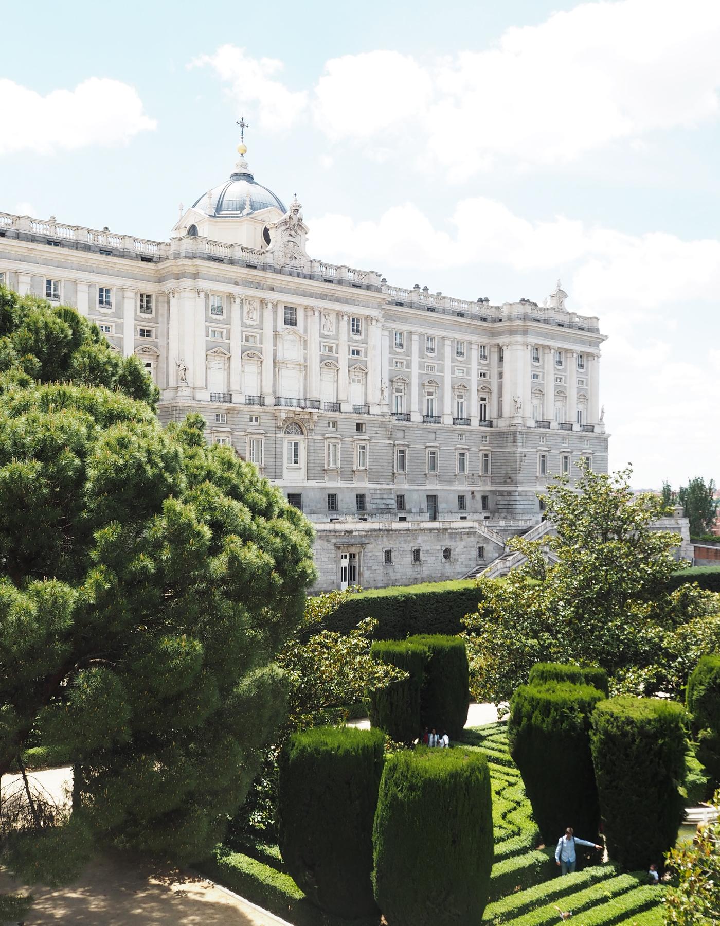 Royal Palace Madrid