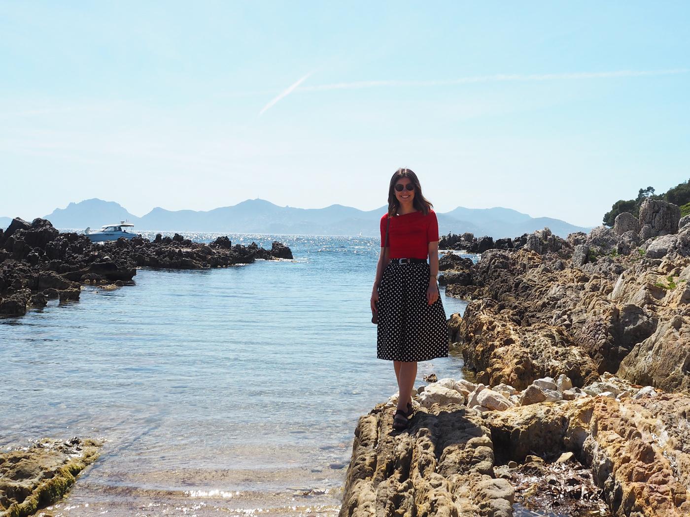 Île Saint-Honorat Cannes
