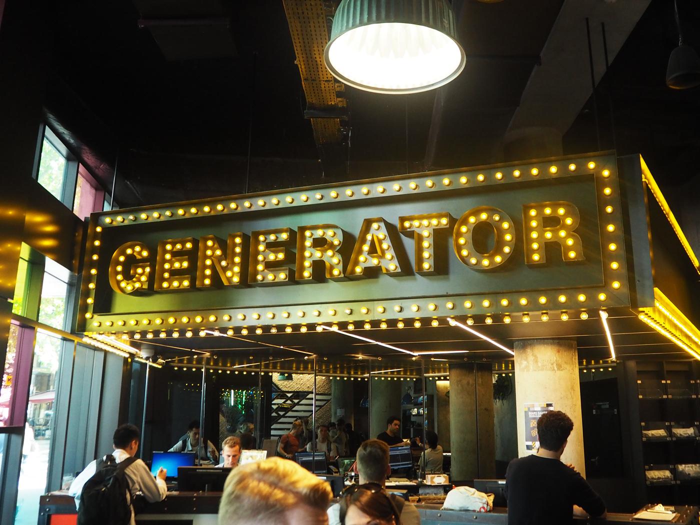 Generator Hostel Paris