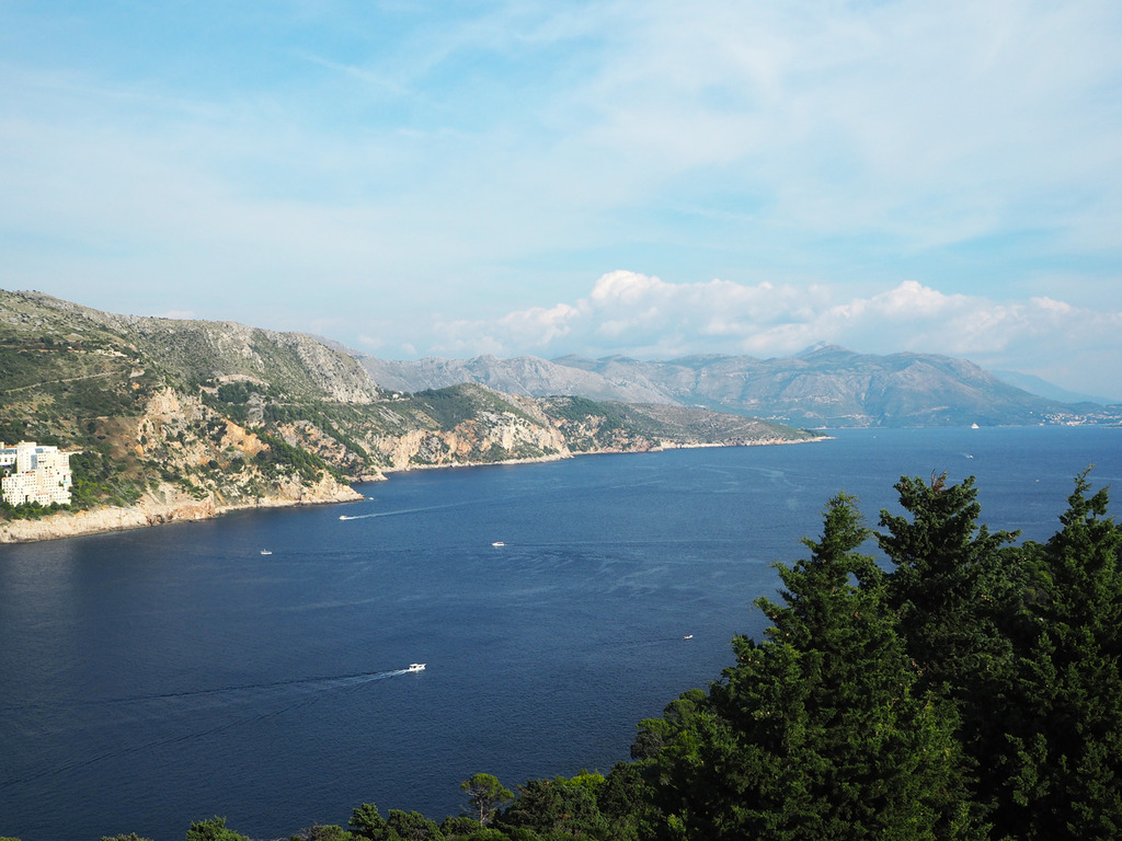 Views from Lokrum Island, Dubrovnik