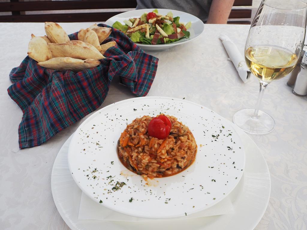 Kotor Montenegro food