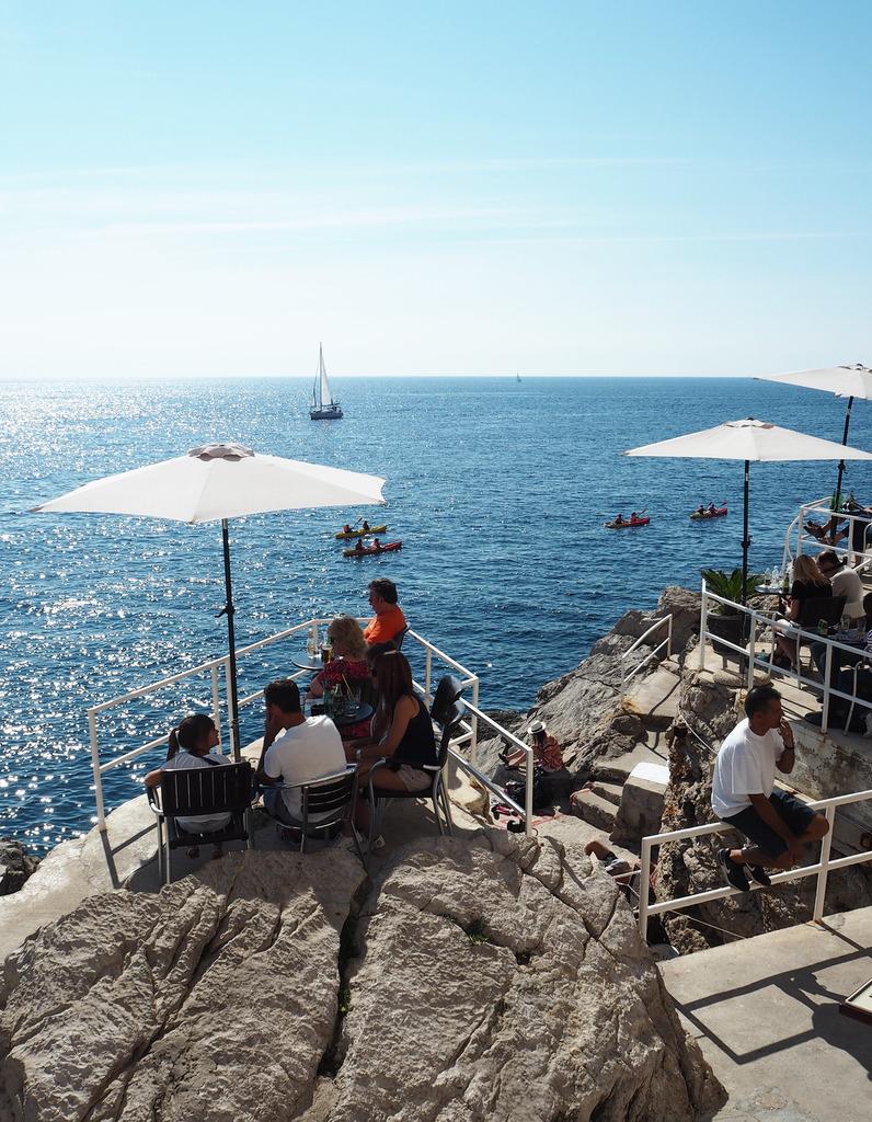 Mala Buza Bar Dubrovnik