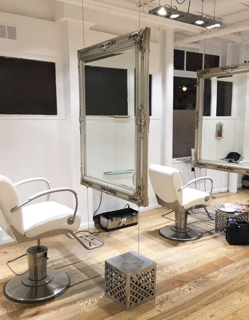 The Chapel hair salon review