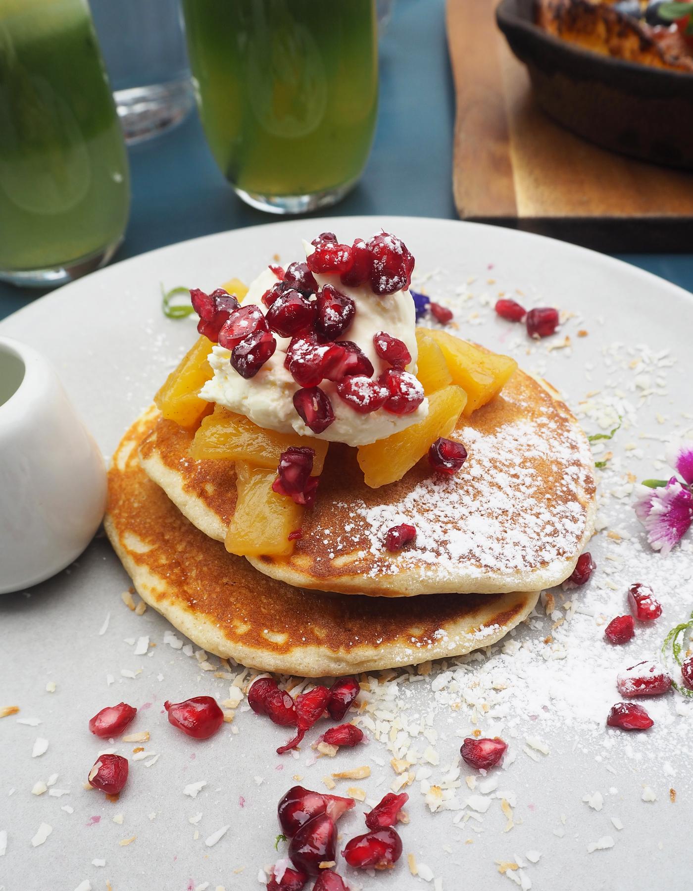 Pancakes in London