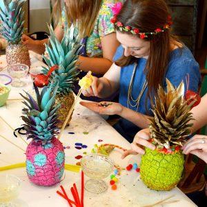 Pineapple Workshop NOTHS
