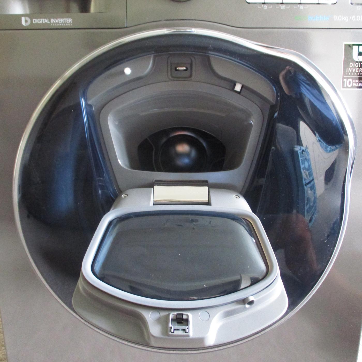 Samsung AddWash Washer Dryer