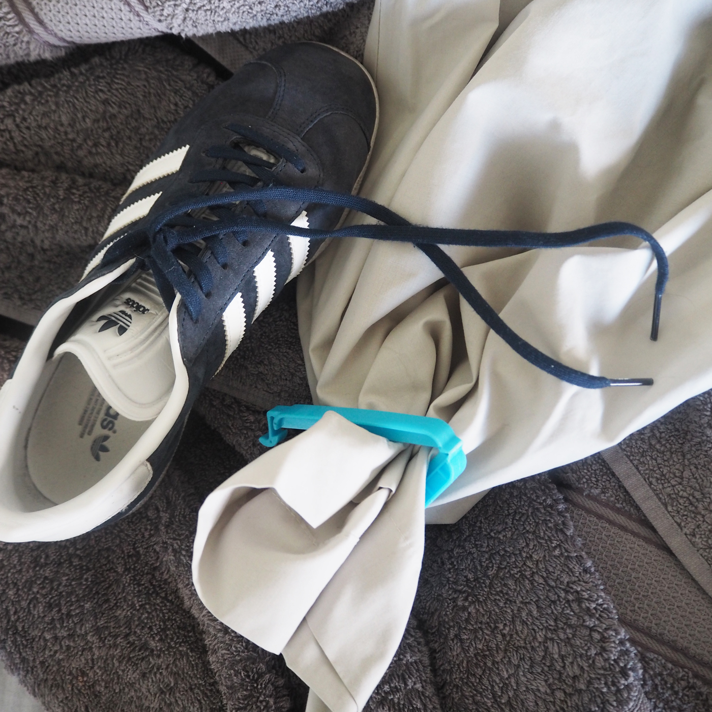 Clean your trainers