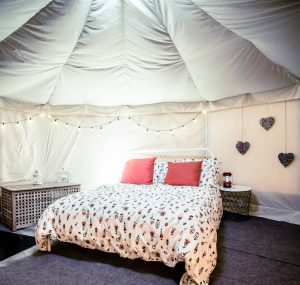 Yurt Experience NOTHS