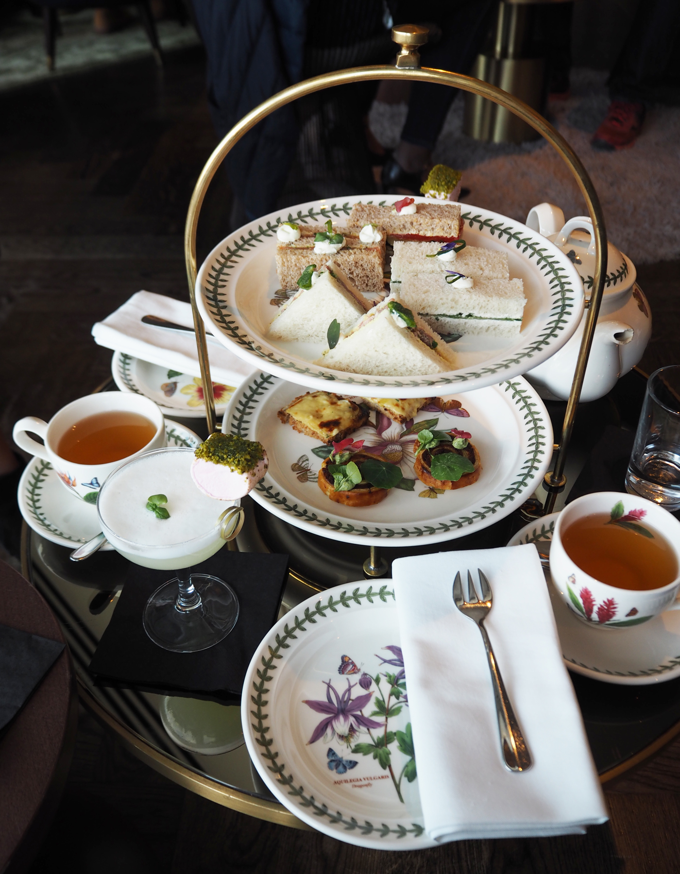 Dandelyan Afternoon Tea