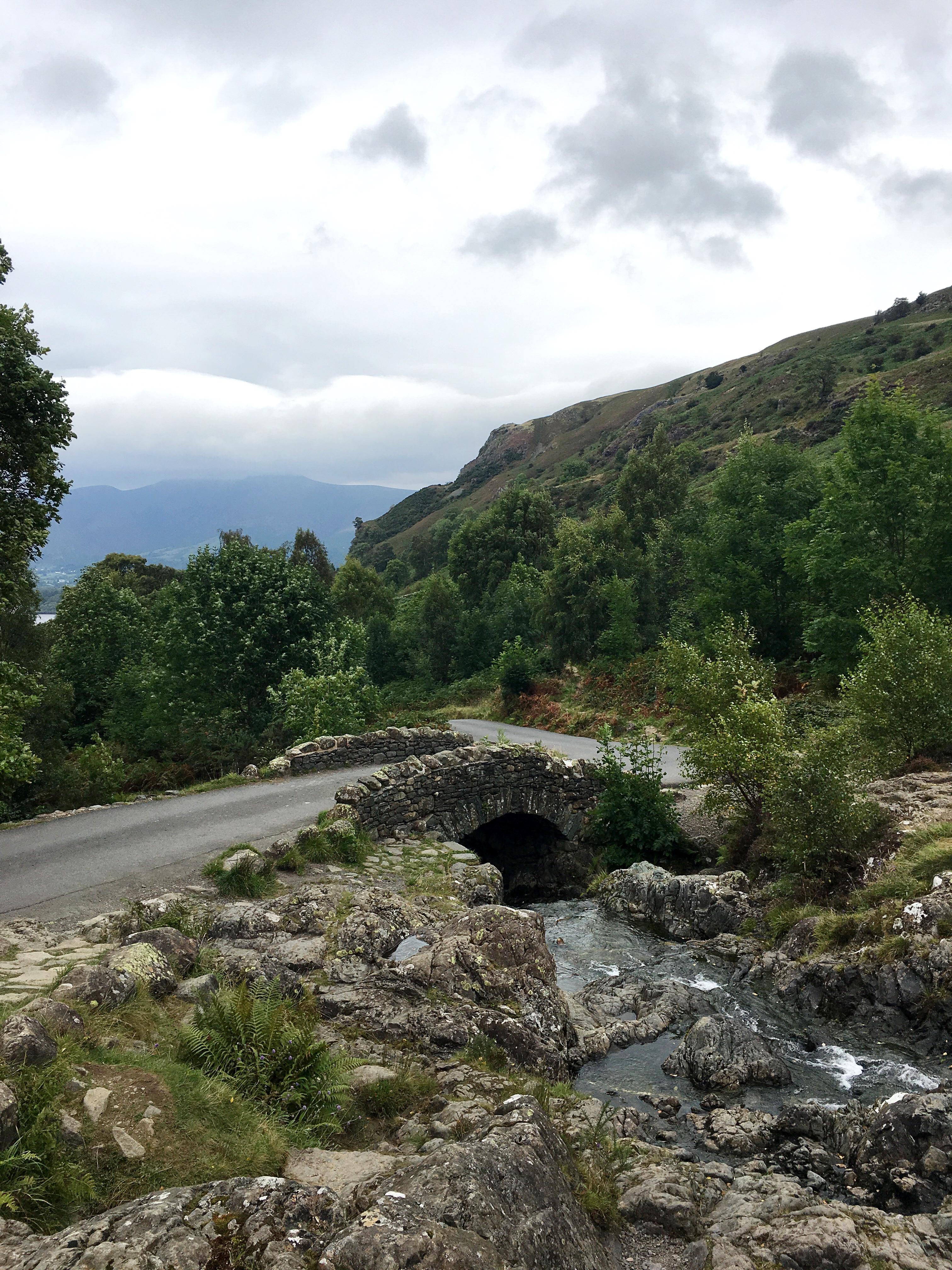 Surprise View Derwent Water