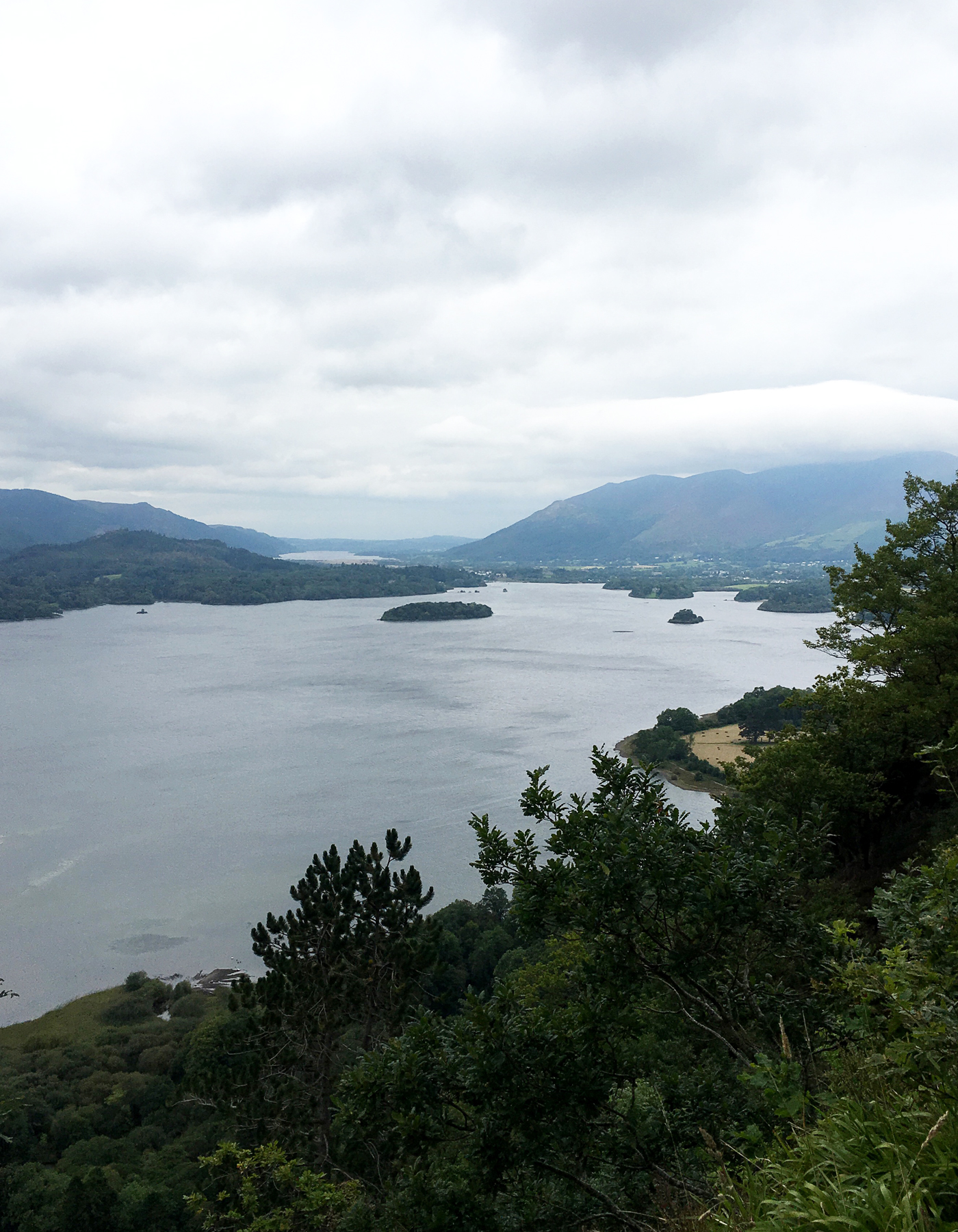 Surprise View Derwent Water