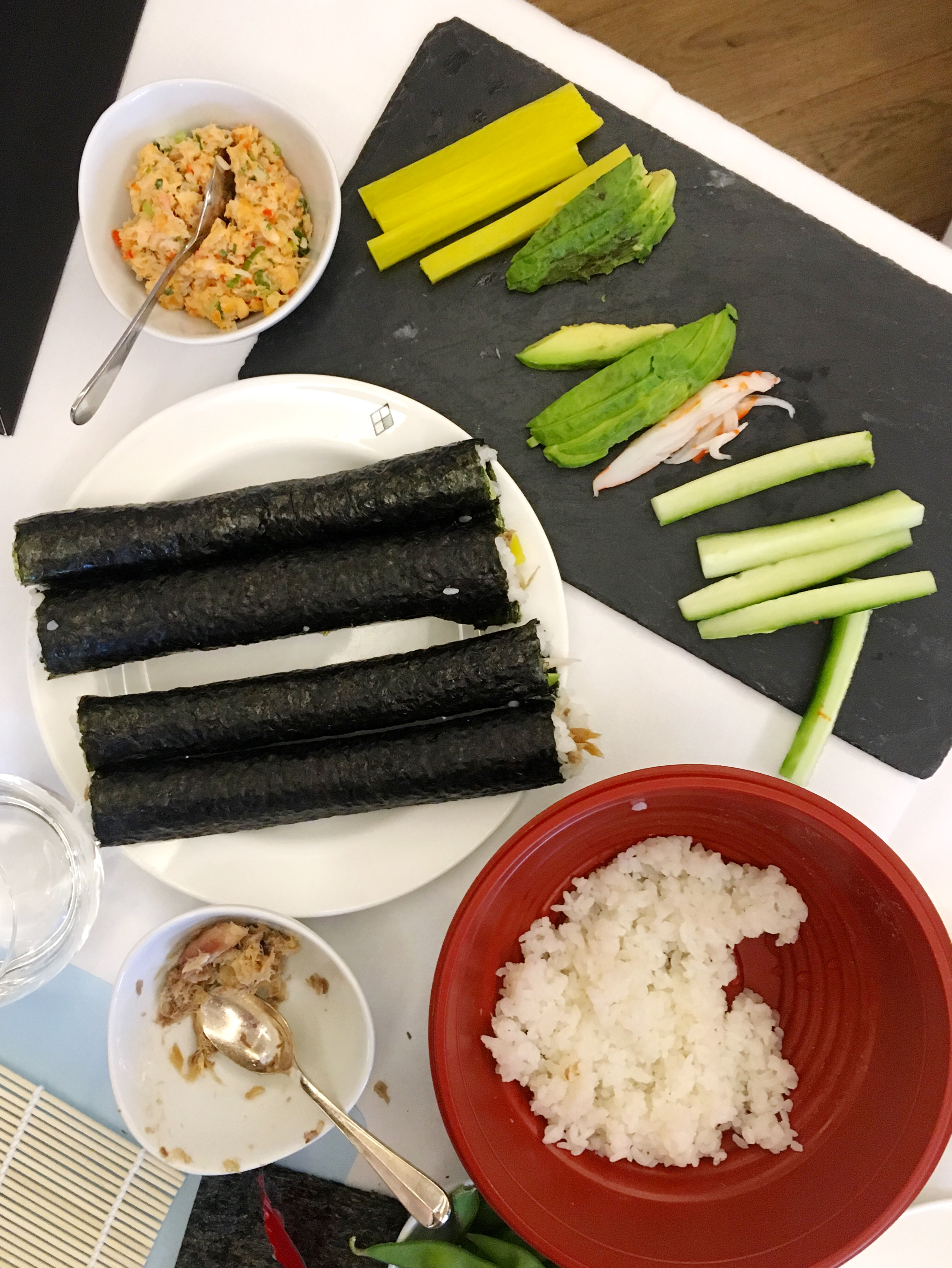 Hashi Sushi Workshop
