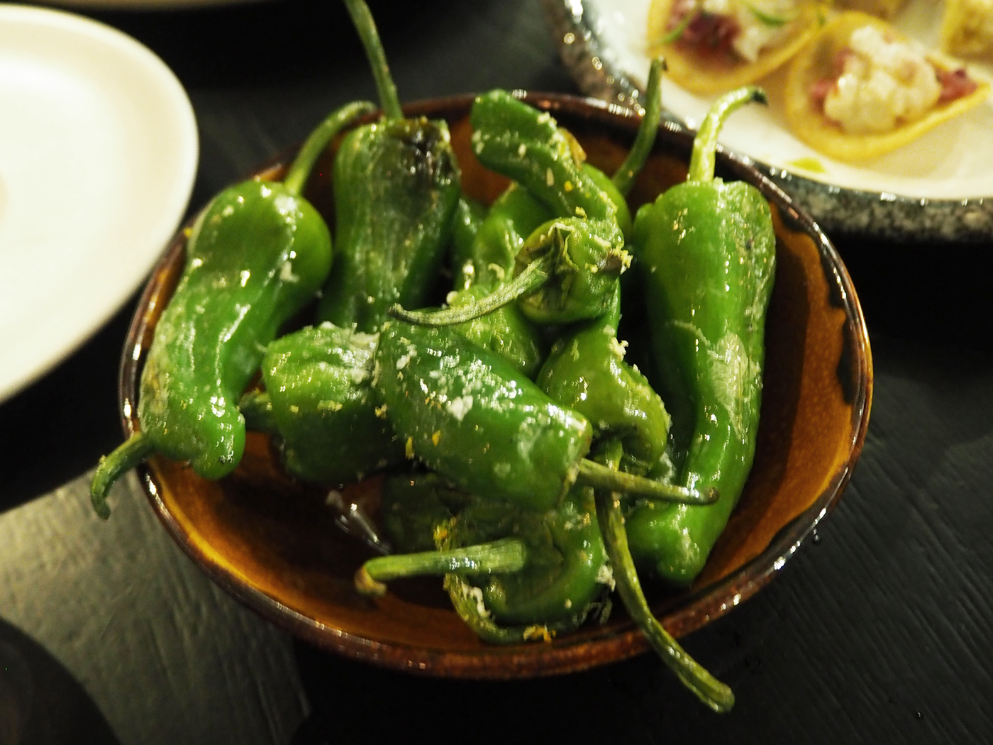 Sea Containers padron peppers