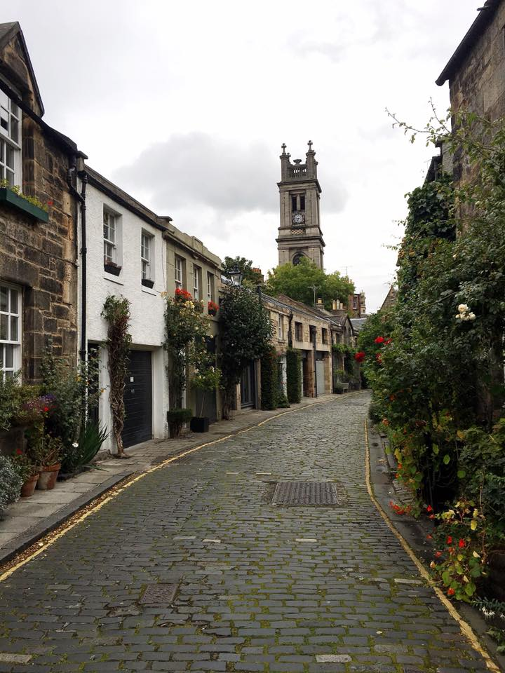 Circus Lane Edinburgh