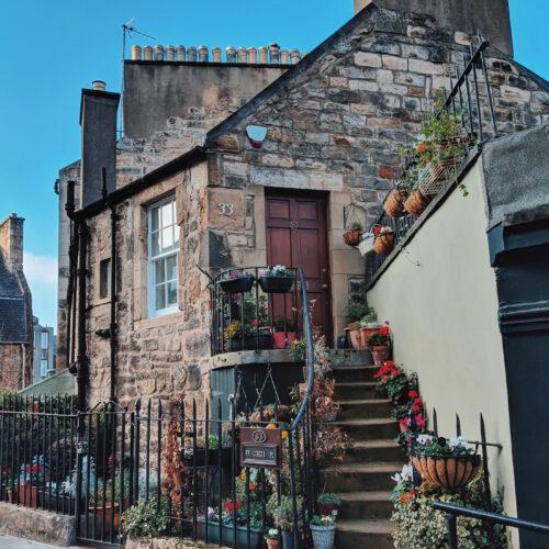 Potted Garden Edinburgh