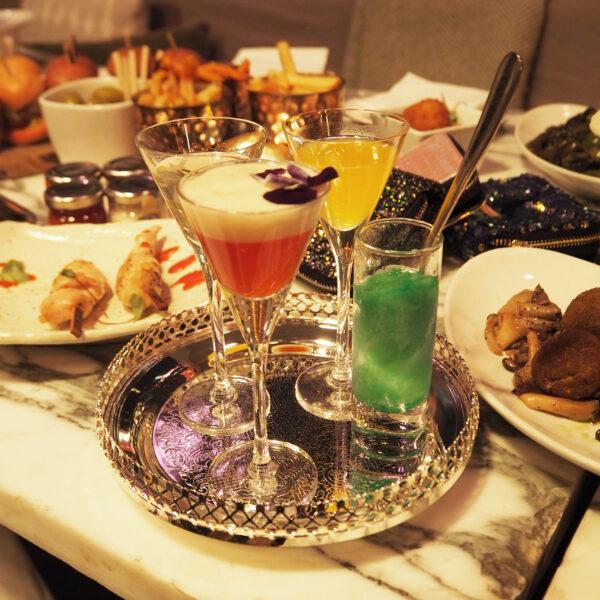 Sanderson cocktails