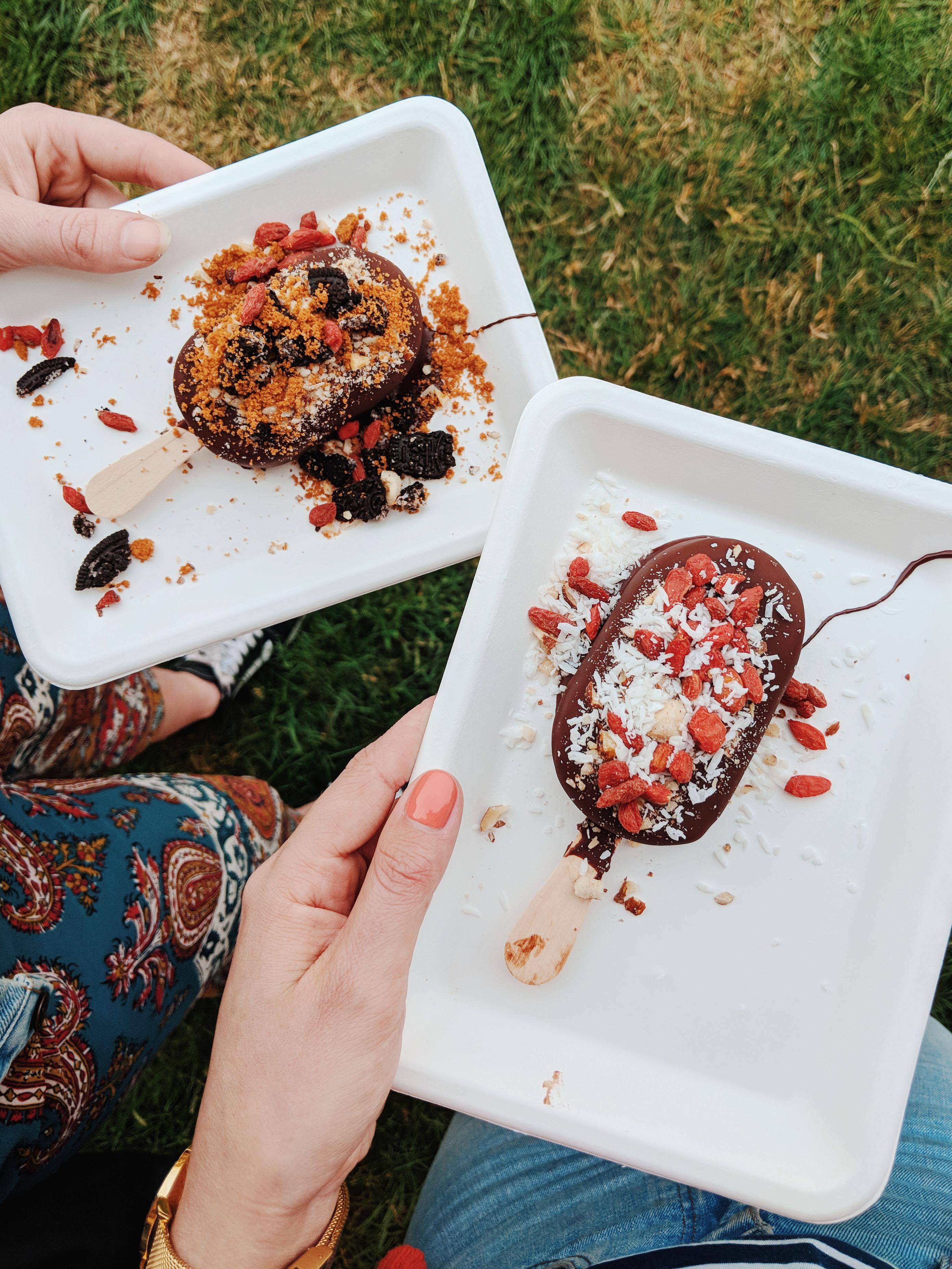 MiiRO vegan ice-cream