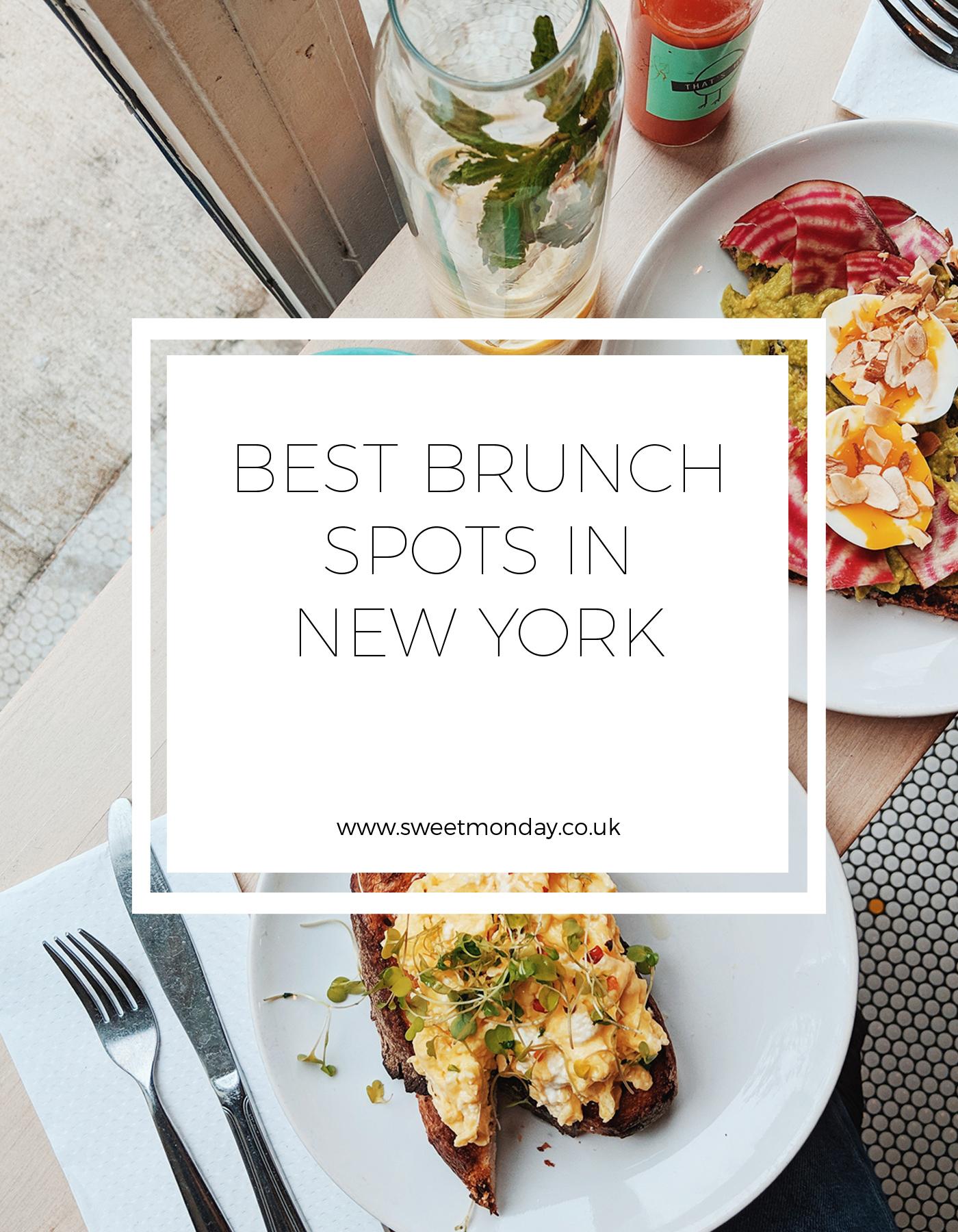 Best New York Brunch Spots