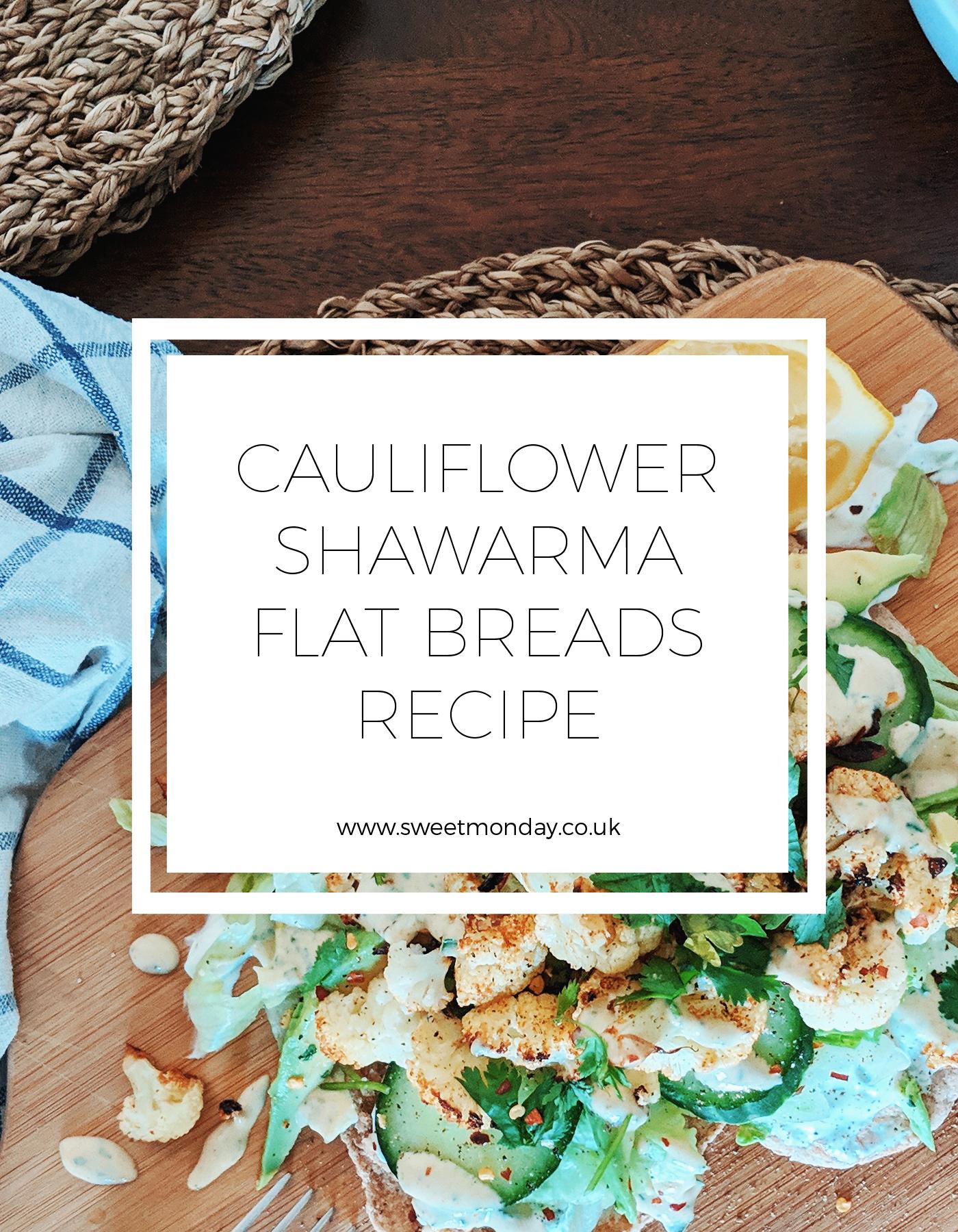 Pinterest Cauliflower Shawarma