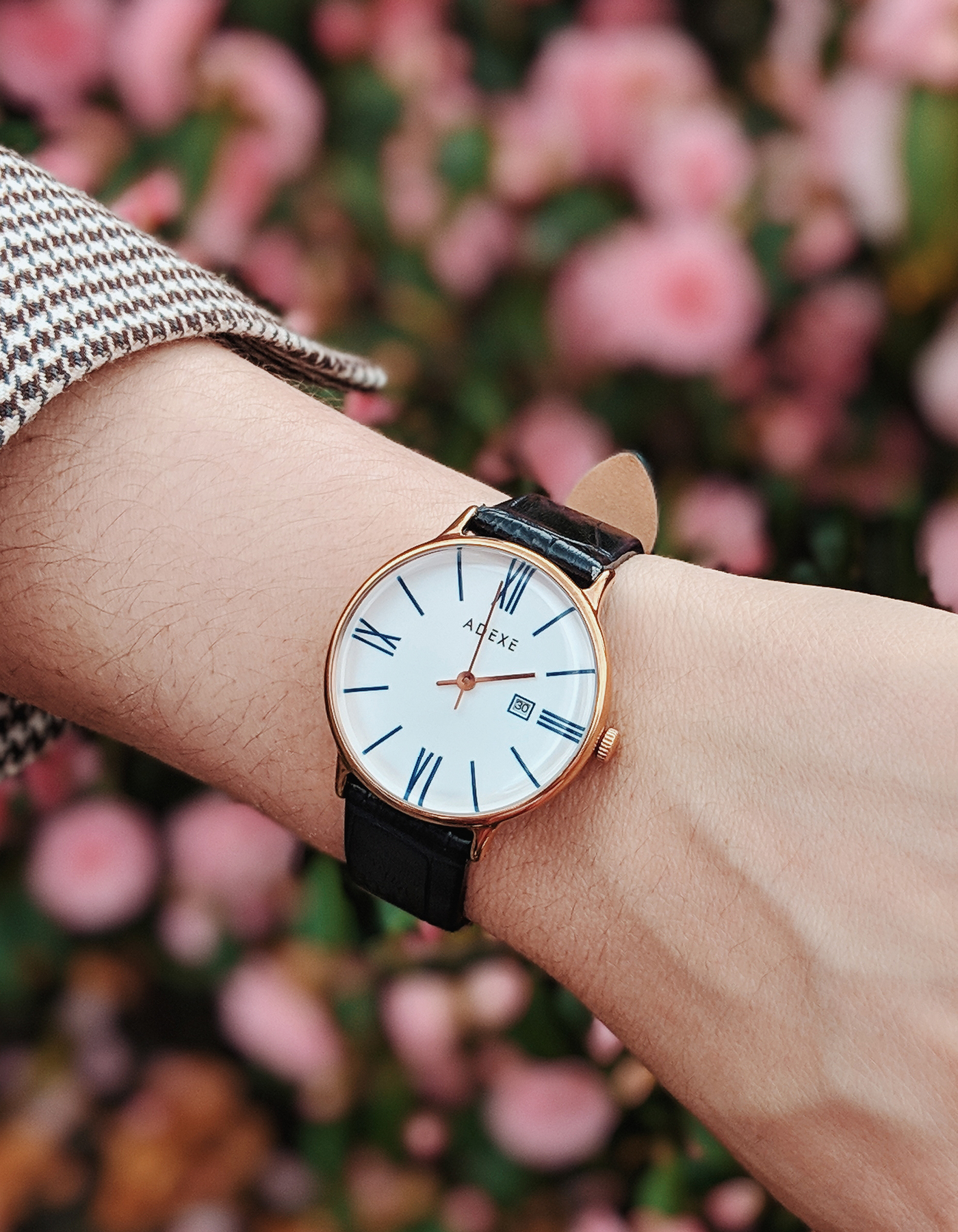 Adexe London watch