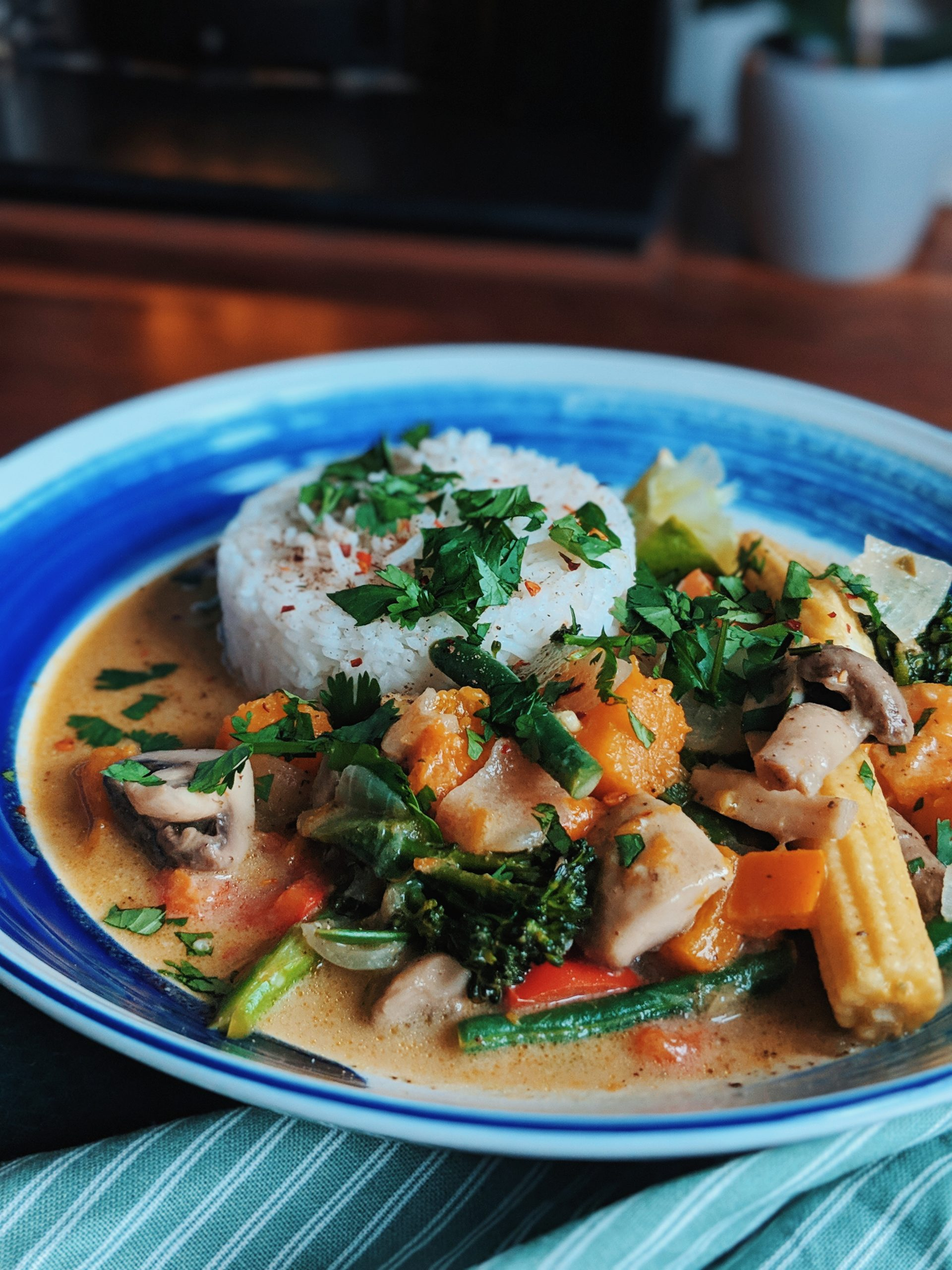 Thai Curry Recipe