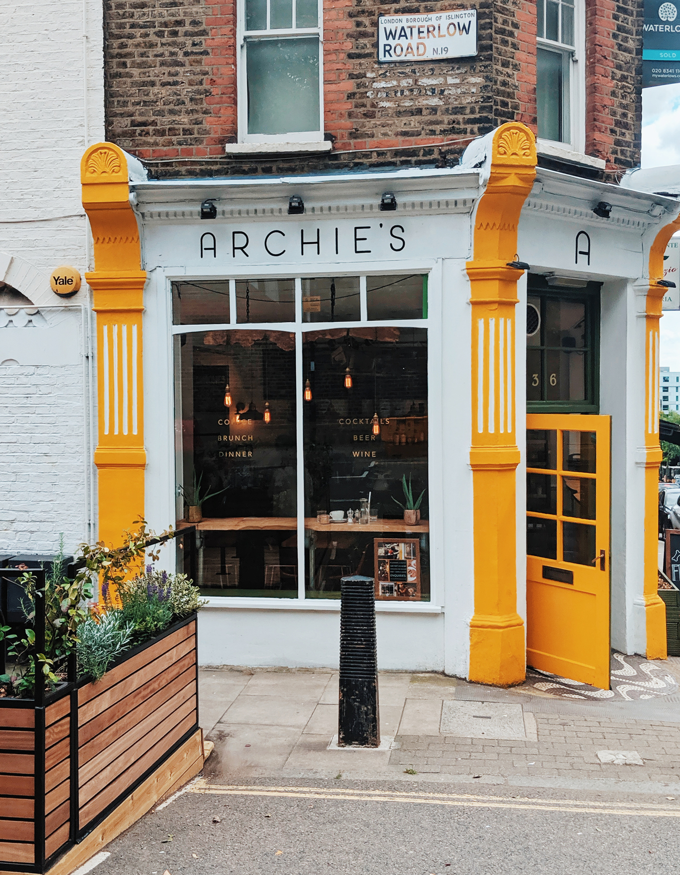 Archies Cafe Archway