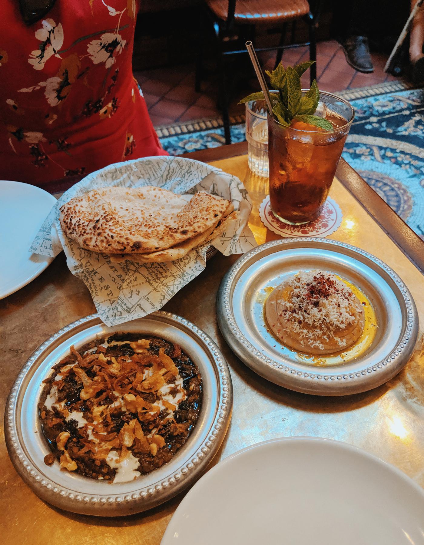 Persian cuisine Berenjak