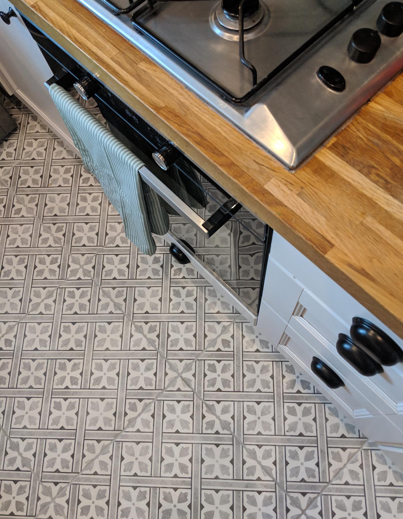 Laura Ashley Floor Tiles