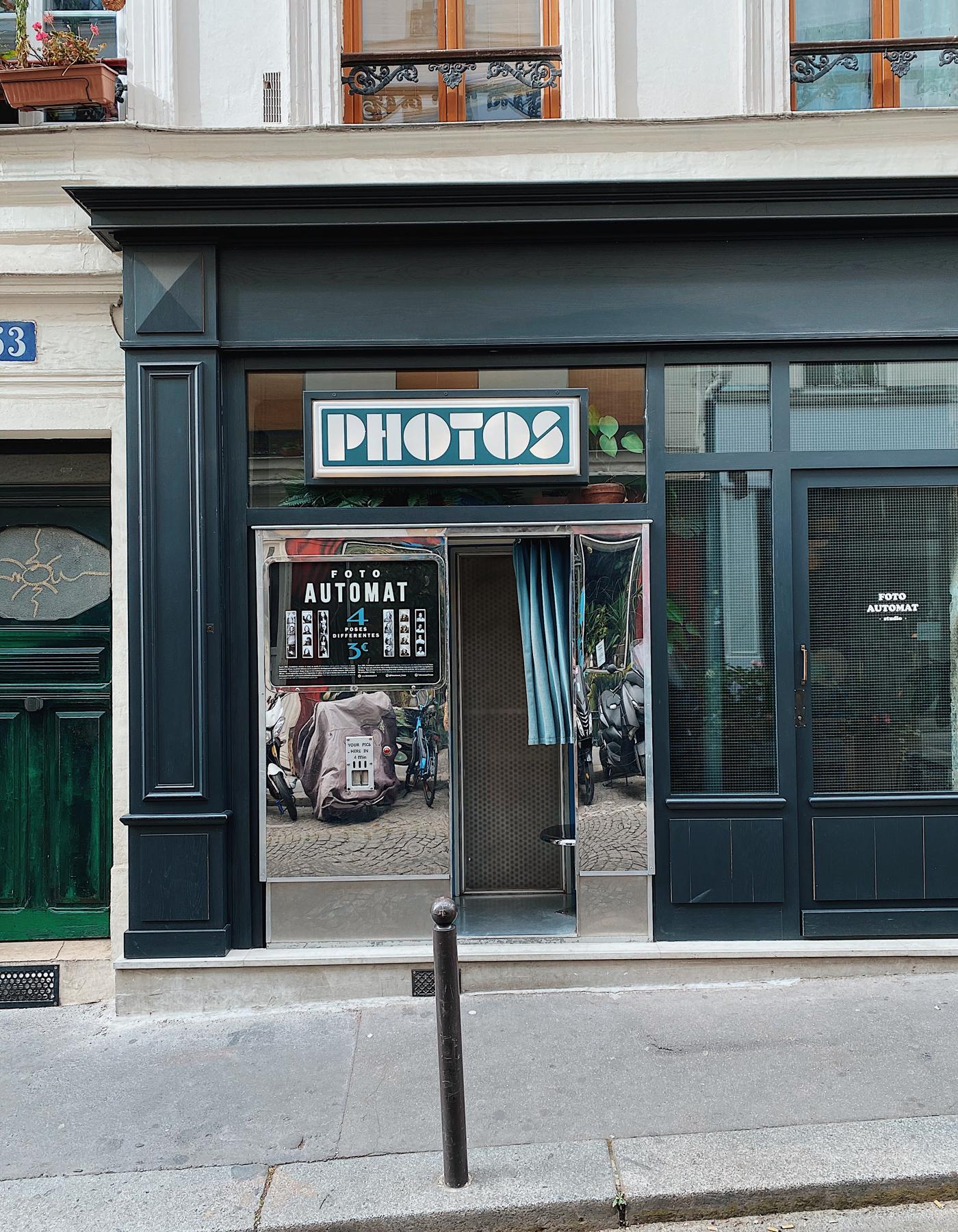 Photobooth Sacre Coeur