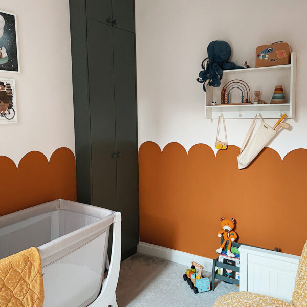 Baby Boy Nursery makeover