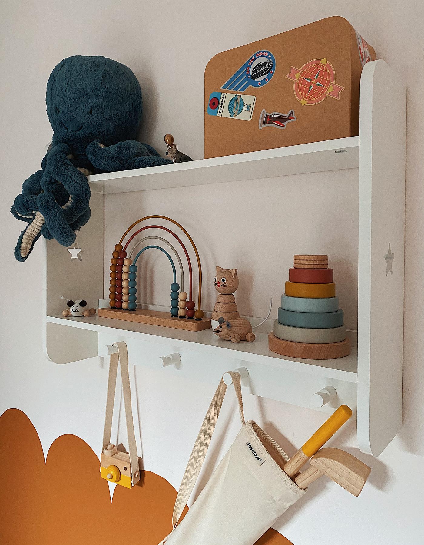 Geat Little Trading Co shelf